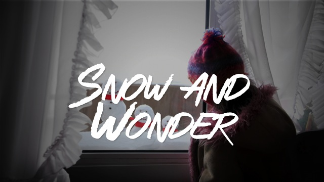 Snow And Wonder