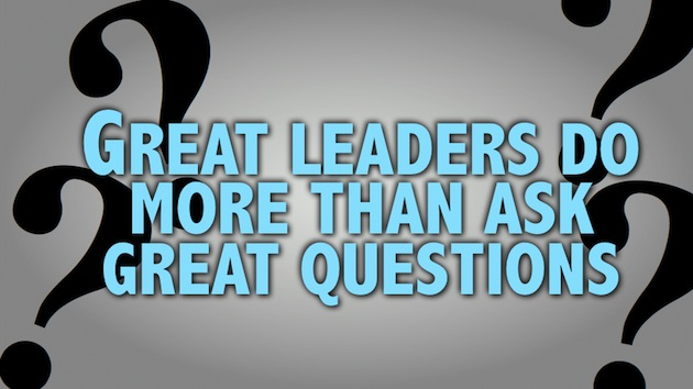 Great Leaders Questions